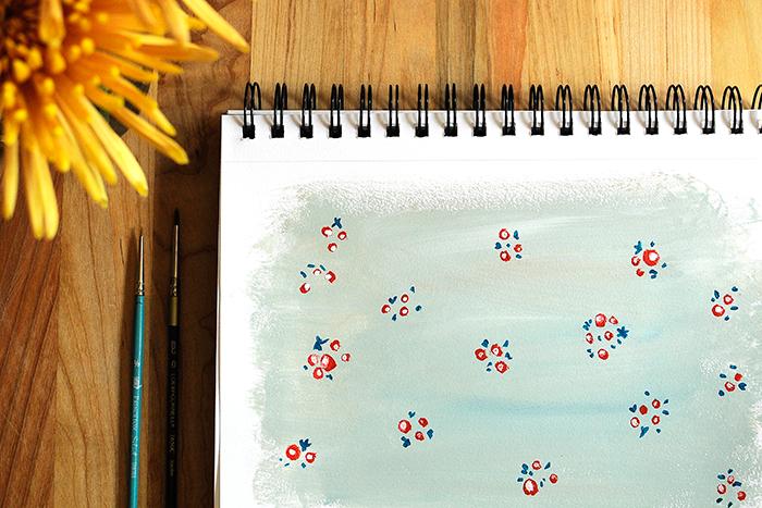 Mums-pattern